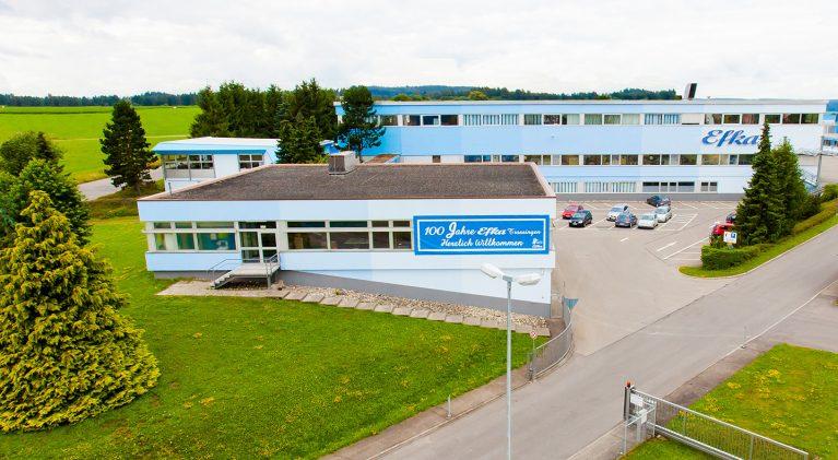 Reemtsma, Standort Trossingen, Luftaufnahme