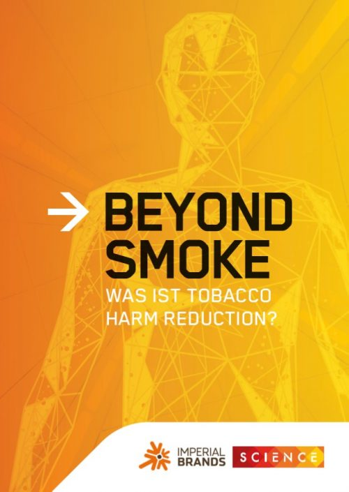 Was ist Tobacco Harm Reduction